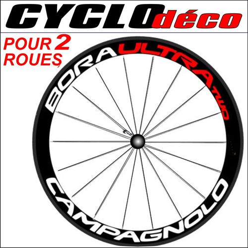 STICKERS CAMPAGNOLO sur mesure