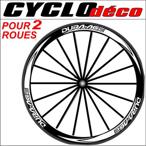STICKERS DURA-ACE sur mesure
