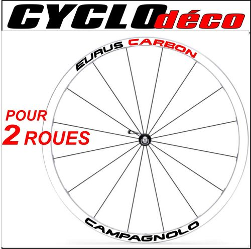STICKERS CAMPAGNOLO EURUS CARBON sur mesure