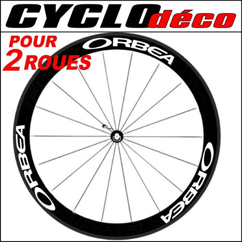 STICKERS ORBEA sur mesure