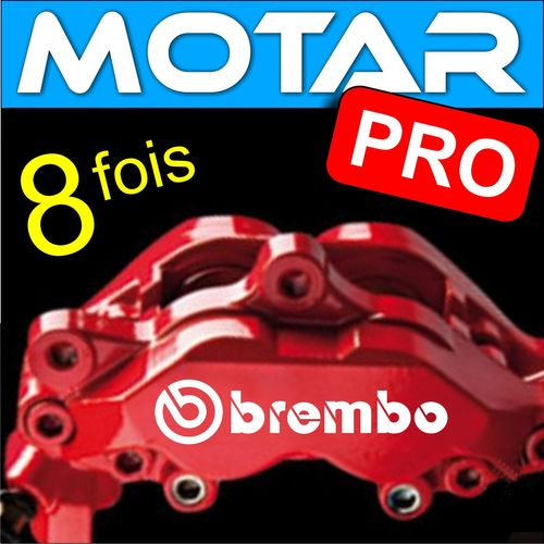 STICKERS BREMBO 95mm x 21mm