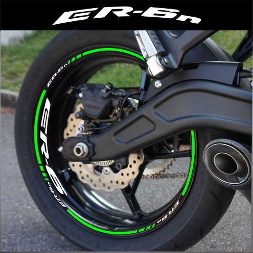 RIM STRIPES STICKER SCOOTER ANY BRAND TIRES